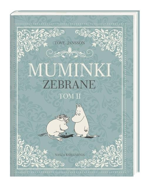 okładka Muminki zebrane Tom 2książka |  | Tove Jansson