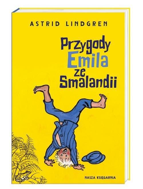 okładka Przygody Emila ze Smalandiiksiążka |  | Astrid Lindgren