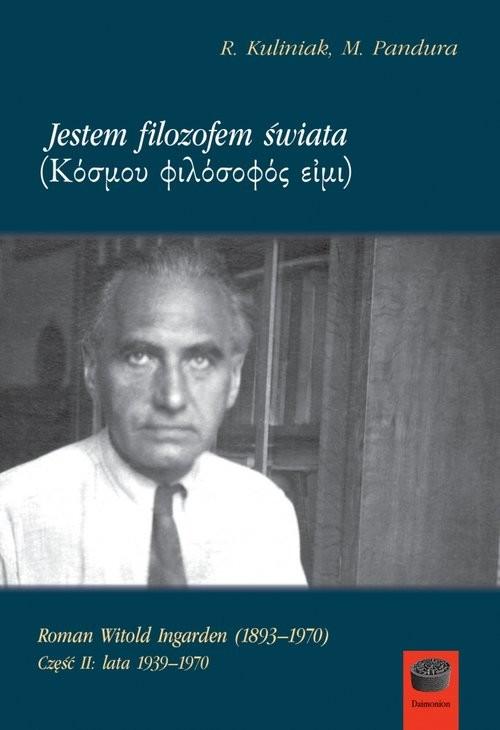 okładka Jestem filozofem świata Część 2książka |  | Radosław Kuliniak, Mariusz Pandura