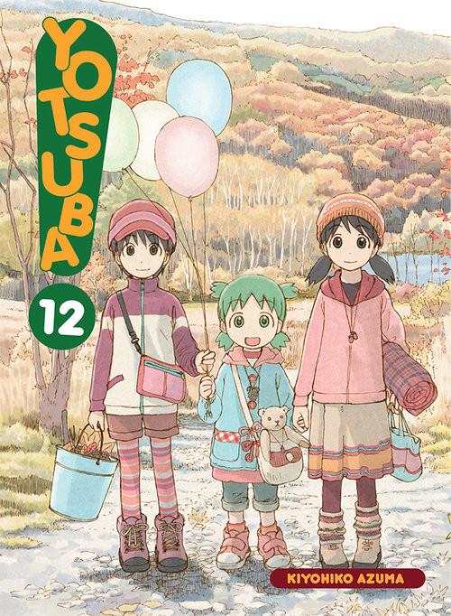okładka Yotsuba! 12książka |  | Kiyohiko Azuma