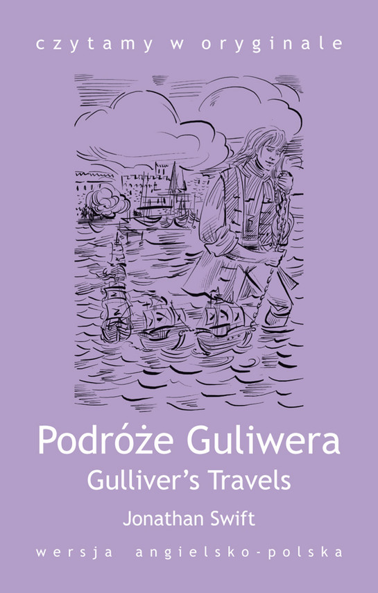 okładka Gullivers Travels. Podróże Guliweraebook   epub, mobi   Jonathan Swift