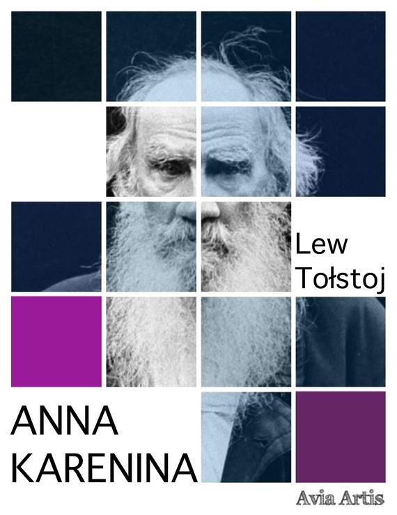 okładka Anna Kareninaebook | epub, mobi | Lew Tołstoj