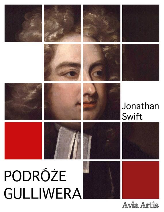 okładka Podróże Gulliweraebook | epub, mobi | Jonathan Swift