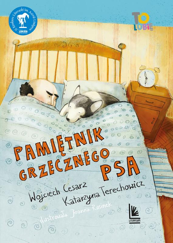 okładka Pamiętnik grzecznego psaebook | epub, mobi | Katarzyna Terechowicz, Wojciech Cesarz