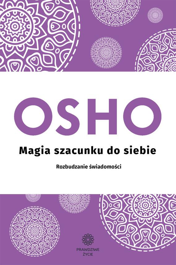 okładka Magia szacunku do siebie.ebook | epub, mobi | OSHO