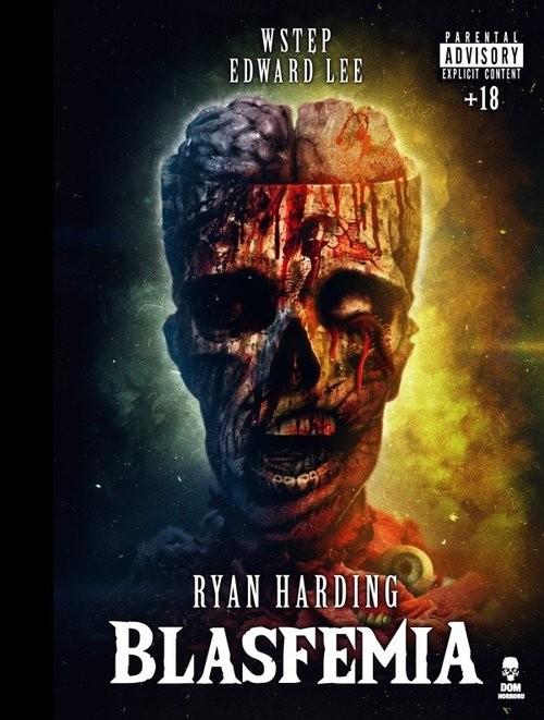 okładka Blasfemiaksiążka      Harding Ryan