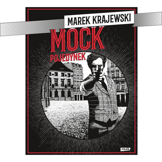 okładka Mock. Pojedynekaudiobook | MP3 | Marek Krajewski
