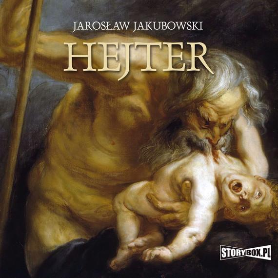 okładka Hejteraudiobook | MP3 | Jarosław Jakubowski
