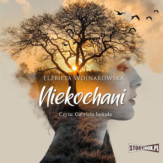 okładka Niekochaniaudiobook   MP3   Elżbieta Wojnarowska