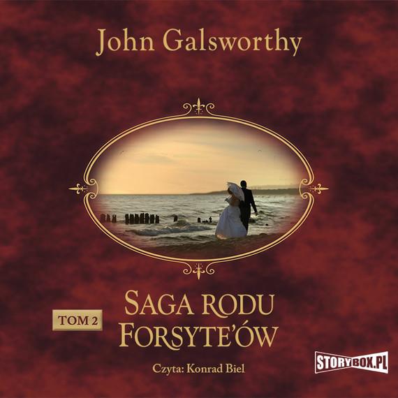 okładka Saga rodu Forsyte'ów. Tom 2. Babie lato jednego z Forsyte'ów. W matniaudiobook | MP3 | John Galsworthy