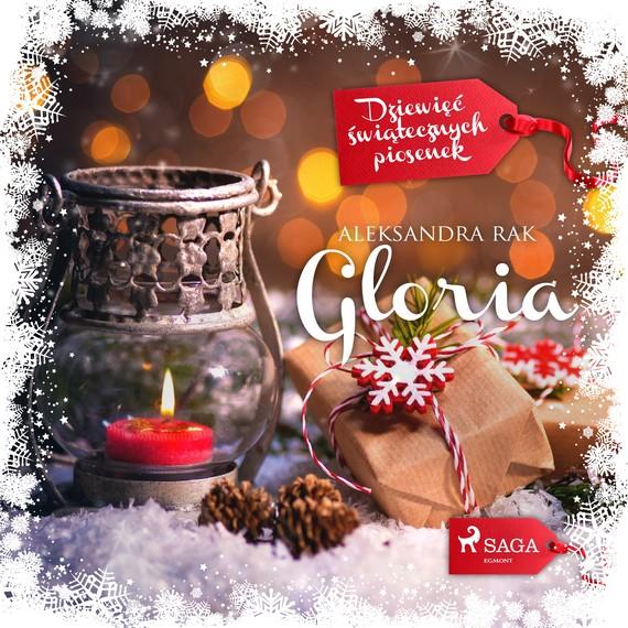 okładka Gloriaaudiobook | MP3 | Aleksandra Rak