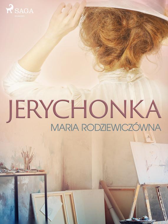 okładka Jerychonkaebook   epub, mobi   Maria Rodziewiczówna