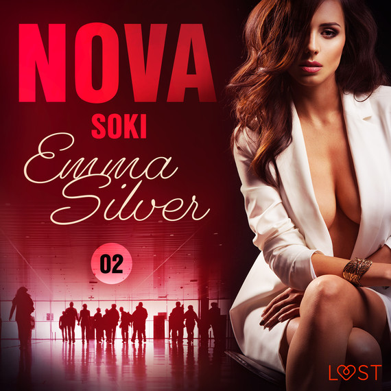 okładka Nova 2: Soki - Erotic noiraudiobook | MP3 | Silver Emma