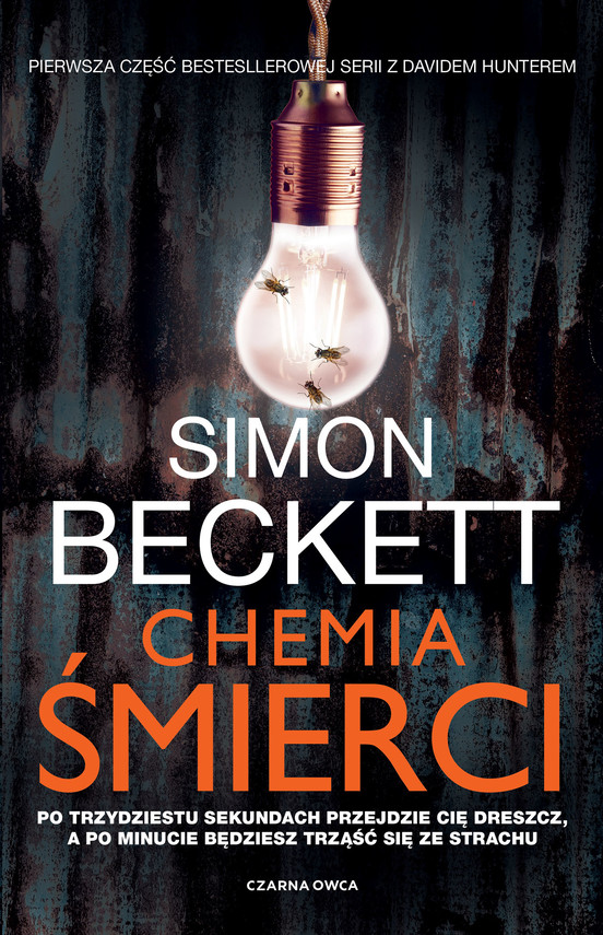 okładka Chemia śmierciebook | epub, mobi | Simon Beckett