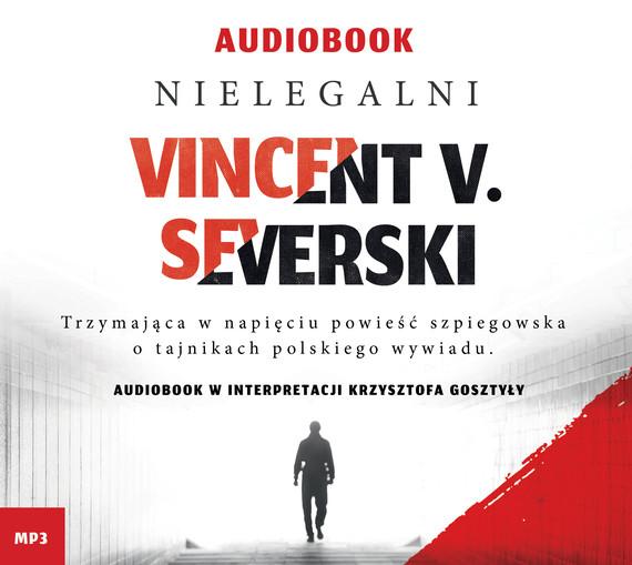 okładka Nielegalniaudiobook | MP3 | Vincent V. Severski