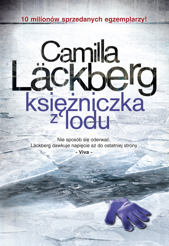 okładka Księżniczka z loduebook | epub, mobi | Camilla Läckberg