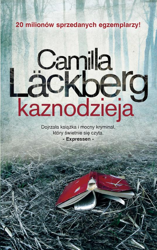 okładka Kaznodziejaebook | epub, mobi | Camilla Läckberg