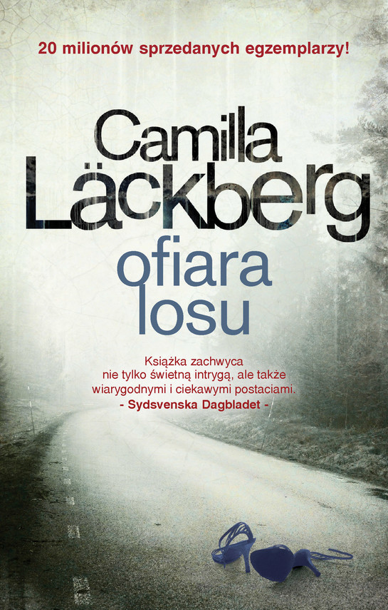 okładka Ofiara losuebook   epub, mobi   Camilla Läckberg