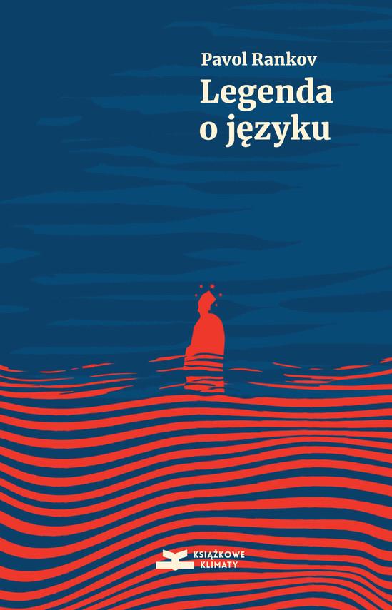 okładka Legenda o językuebook | epub, mobi | Pavol Rankov