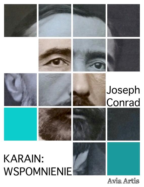 okładka Karain: wspomnienieebook | epub, mobi | Joseph Conrad