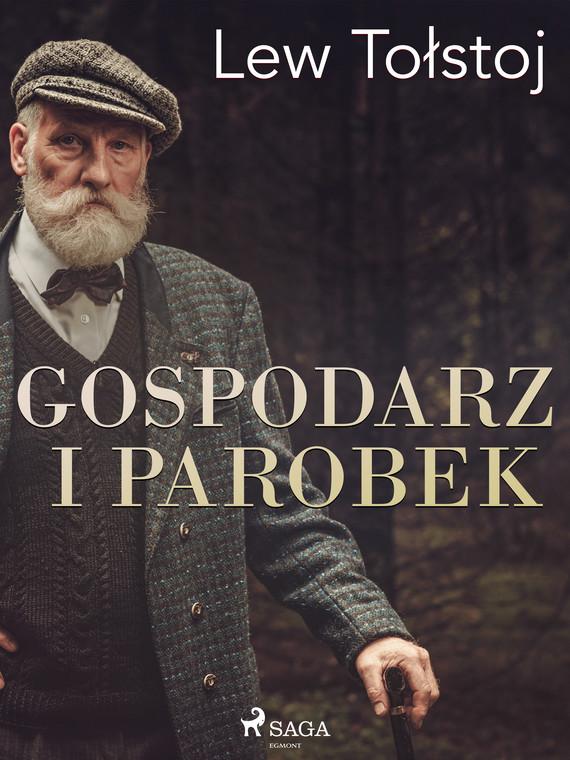 okładka Gospodarz i parobekebook | epub, mobi | Lew Tołstoj