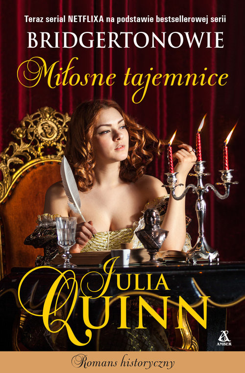 okładka Miłosne tajemniceksiążka |  | Julia Quinn