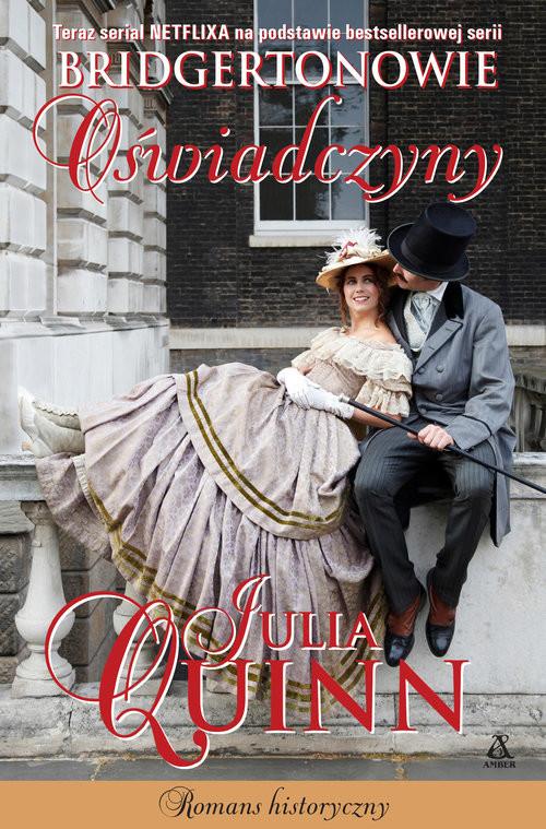 okładka Oświadczynyksiążka |  | Julia Quinn