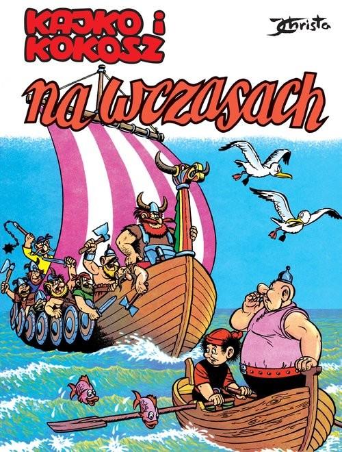 okładka Kajko i Kokosz Na wczasachksiążka |  | Janusz Christa
