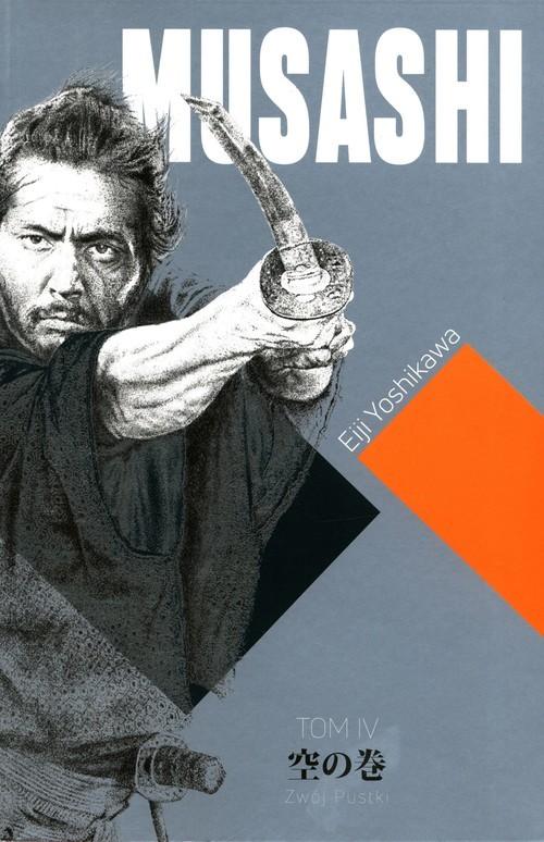 okładka Musashi Zwój Pustki Tom 4książka |  | Yoshikawa Eiji