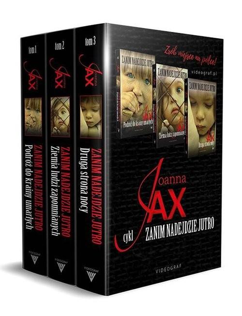 okładka Zanim nadejdzie jutro Pakiet:książka |  | Joanna Jax