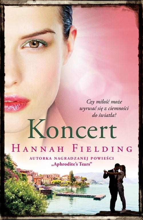okładka Koncertksiążka |  | Fielding Hannah