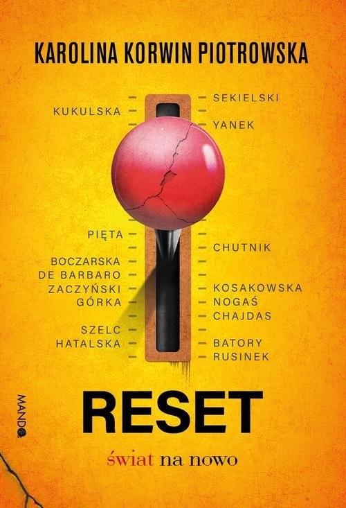 okładka Reset Świat od nowaksiążka |  | Karolina Korwin-Piotrowska