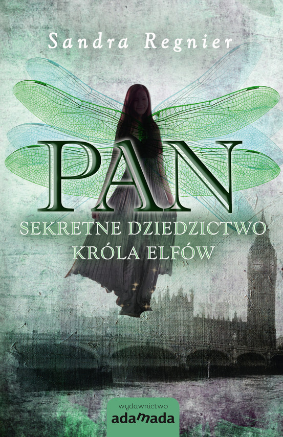 okładka Panebook   epub, mobi   Sandra Regnier