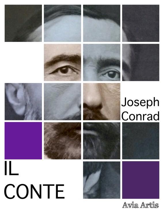 okładka Il Conteebook | epub, mobi | Joseph Conrad