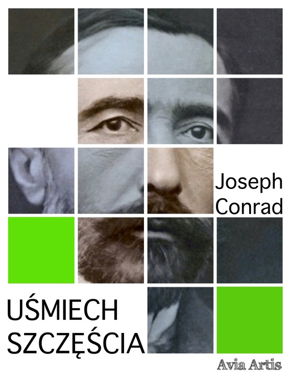 okładka Uśmiech szczęściaebook   epub, mobi   Joseph Conrad
