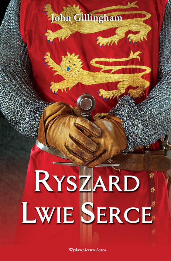 okładka Ryszard Lwie Serceebook | epub, mobi | Gillingham John