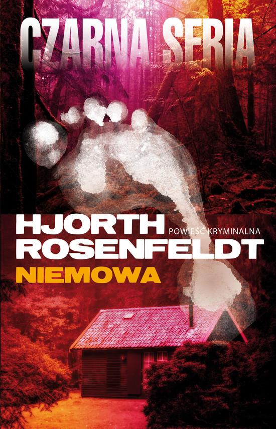 okładka Niemowaebook | epub, mobi | Hans Rosenfeldt, Michael Hjorth