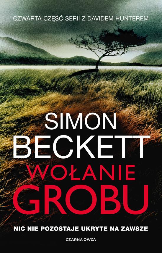 okładka Wołanie grobuebook | epub, mobi | Simon Beckett