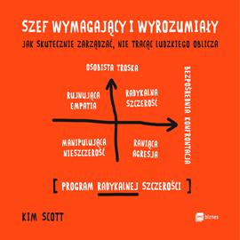 okładka Szef wymagający i wyrozumiałyaudiobook | MP3 | Scott Kim