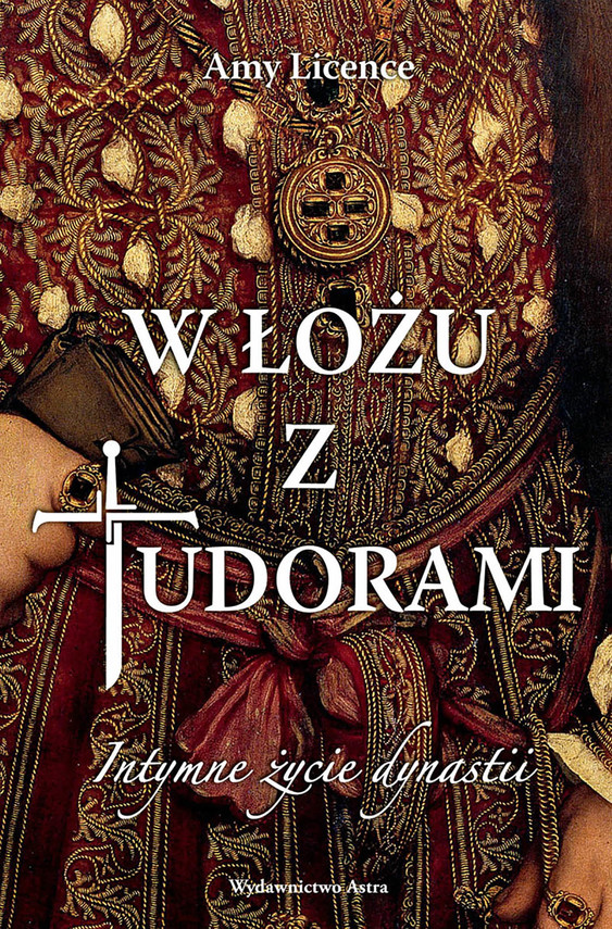 okładka W łożu z Tudoramiebook | epub, mobi | Licence Amy