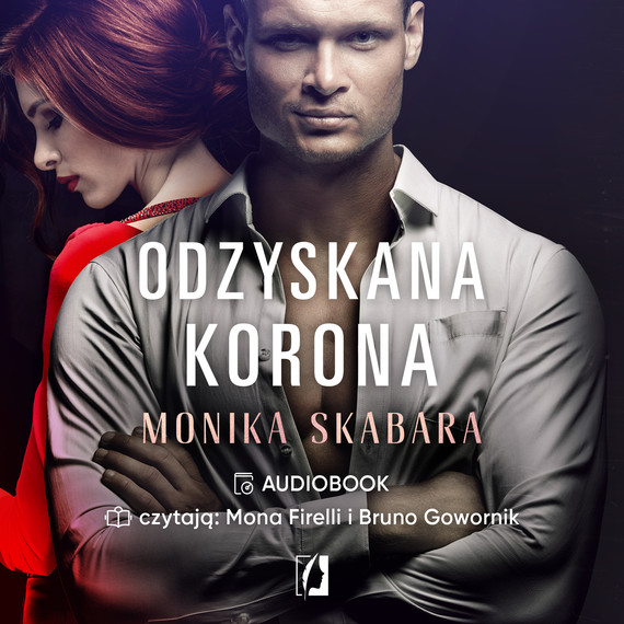okładka Odzyskana korona. Dziedzictwo. Tom 2audiobook   MP3   Monika Skabara