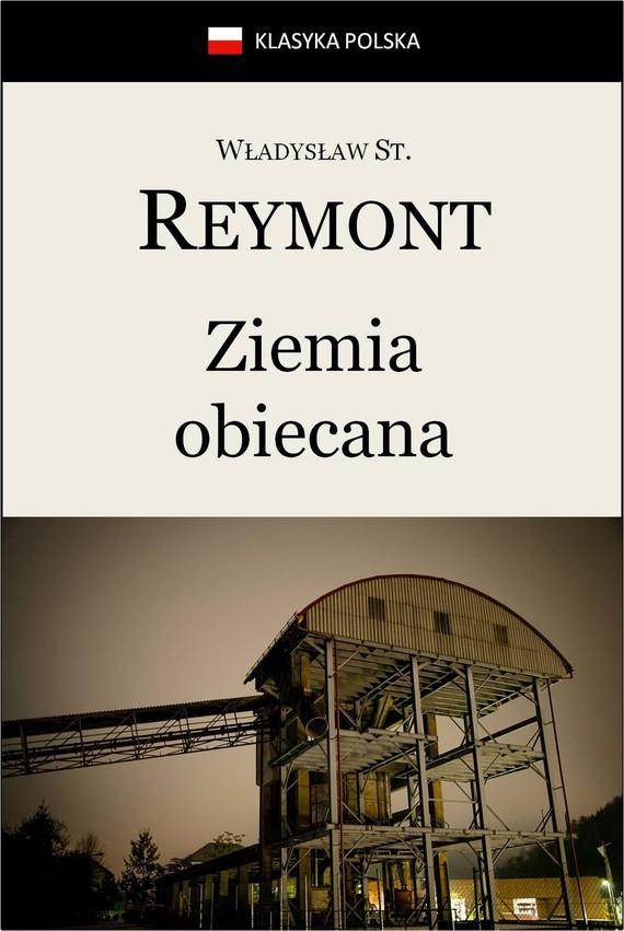 okładka Ziemia obiecanaebook | epub, mobi | Władysław Stanisław Reymont