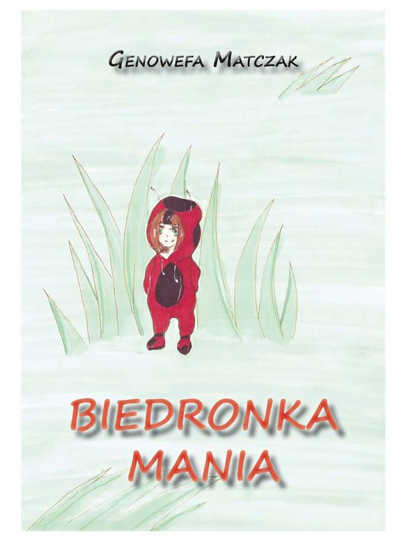 okładka Biedronka Maniaebook   epub, mobi   Matczak Genowefa