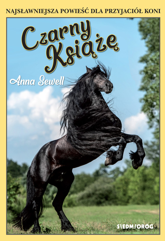 okładka Czarny Książęebook | epub, mobi | Anna Sewell