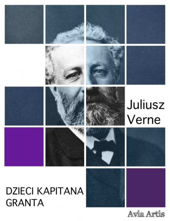 okładka Dzieci kapitana Grantaebook   epub, mobi   Juliusz Verne