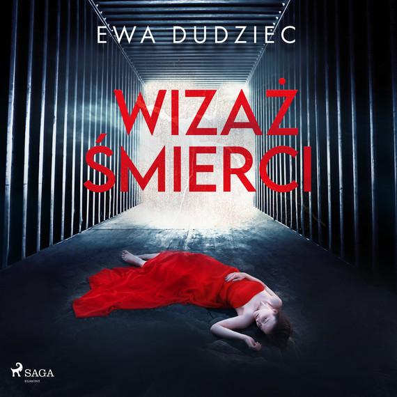 okładka Wizaż śmierciaudiobook | MP3 | Ewa Dudziec