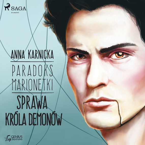 okładka Paradoks marionetki: Sprawa Króla Demonówaudiobook   MP3   Anna Karnicka
