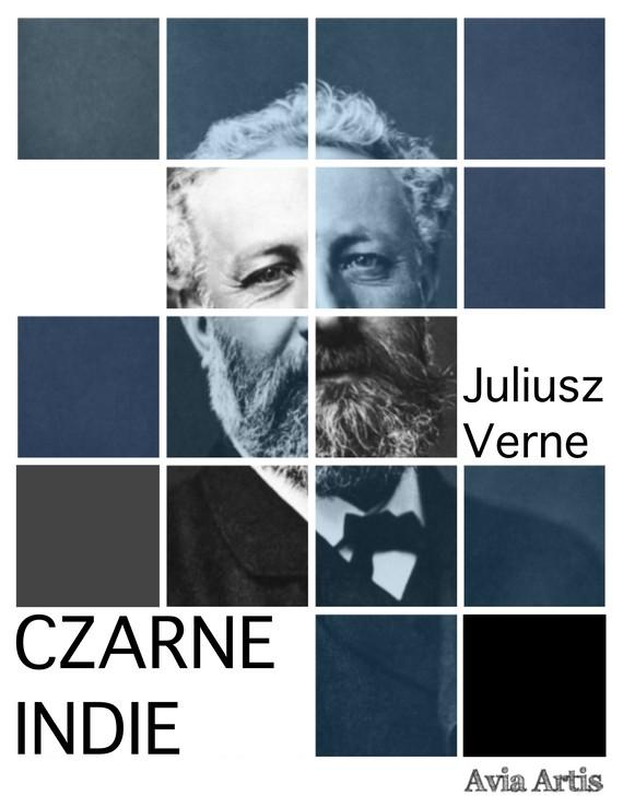 okładka Czarne Indieebook | epub, mobi | Juliusz Verne