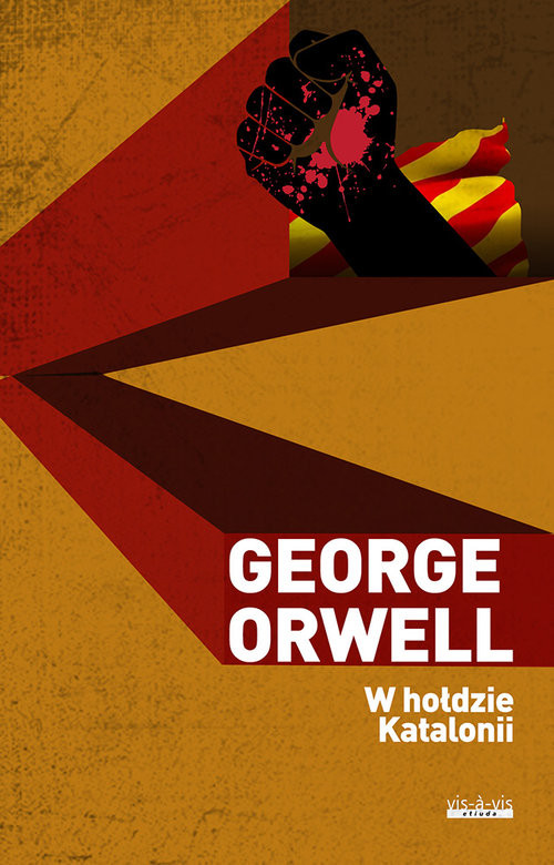 okładka W hołdzie Kataloniiksiążka |  | George Orwell