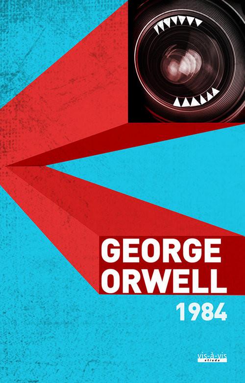 okładka 1984książka |  | George Orwell